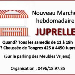 Rendez-vous sur le marché de Juprelle ce samedi (Chaussée de Tongres 425, sur le parking des Meubles Vrijens). Nous serons là jusque 17h30 aujourd'hui.  Bénéficiez de 10% sur tous les produits de la Boutique, tant au marché que sur le site (Code LBN10) ou les commandes en MP emportées avant le 30/06/2021.  🌐 www.laboutiquedenath.be FB/Insta : laboutiquedenath2020  🚚 Envoi Colis gratuit en Belgique dès 50€ d'achat - Retrait gratuit sur Lantin (Juprelle) ou sur le marché hebdomadaire de Juprelle (Samedi) - Livraison en France et au Grand-Duché