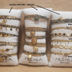Un aperçu de quelques bracelets disponibles en MP (ou sur le nouveau marché hebdomadaire de Juprelle) car ils ne sont pas en ligne.   N'hésitez plus!!!   🌐 www.laboutiquedenath.be  🚚 Envoi Colis gratuit en Belgique dès 50€ d'achat - Retrait gratuit sur Lantin (Juprelle) - Livraison en France et au Grand-Duché  #laboutiquedenath #bijoux #jewelry #fashion #moda #bracelet #jewels #love #style #accessories #jewellery #bijouxlovers #earrings #necklace #gioielli #bijouxias #orecchini #bracelets #colliers #collier #bouclesoreilles #asymétriques #triptyques